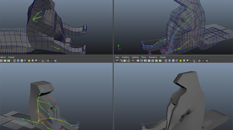 3D Attempt 1